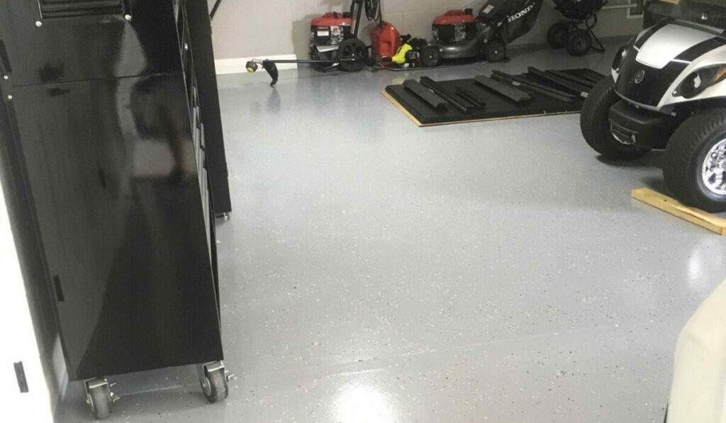 How To Prep Seal And Epoxy Your Garage Garage Junkie