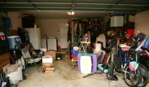 Before Your Organize Your Garage