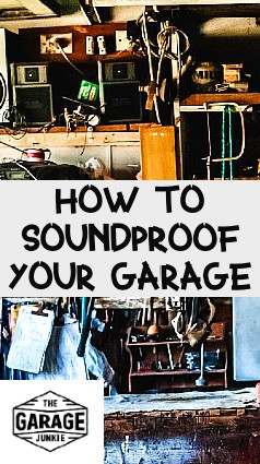How to Soundproof Your Garage - If you are contending with some either coming into or out of your garage space, here are several tips you can use on how to soundproof your garage.