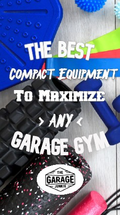 The Best Compact Equipment for Any Garage Gym - Small space doesn't have to hinder your workout. With a number of choices for compact workout equipment, you can build your garage gym for a well-rounded fitness regimen with easy storage.