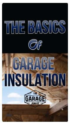 The Basics of Garage Insulation - Insulating your garage makes a lot of sense, especially if you plan to heat or cool the space for projects. One of the vital steps of this process is choosing the correct materials. Even though you can use the same insulation types for both your house and the garage, areas like the garage door and the ceiling may require some additional research.