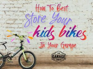 How to Best Store Your Kids Bikes (1)