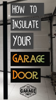 How to Insulate Your Garage Door - Insulating your garage door is a simple and quick project to DIY. Begin by assessing and measuring your garage door to determine what you will need for your project.
