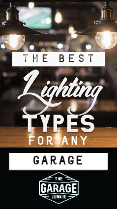 The Best Lighting Types for Any Garage - When you think of the quality of lighting in your garage, most people probably would probably describe it as a dim, uninviting environment. This is because most garages employ utilitarian florescent lighting. But it doesn't have to be this way. With just a little bit of effort you can have your garage set up with lighting fixtures that are more than just functional but inviting as well.