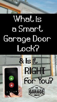 What is a Smart Garage Door Lock & Is it Right For You - Smart garage door locks blend time-tested locking methods with new technology, adding convenience to security. These locks come in a variety of types to suit nearly all situations and budgets and are produced by many industry-leading security focused companies.